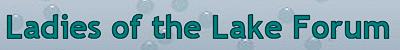 Ladies of the Lake Greg Lake Tribute Site